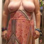 I got a new dress and wanted to see if you liked it.