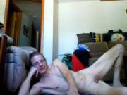 MY NAME IS DENNISY  AND AND I'M IN FRONT OF THE CAMERA NAKED