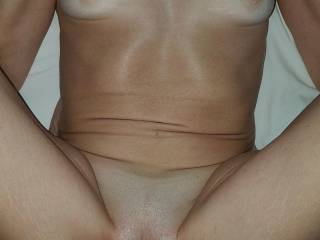 freshly fucked and looking so sexy.