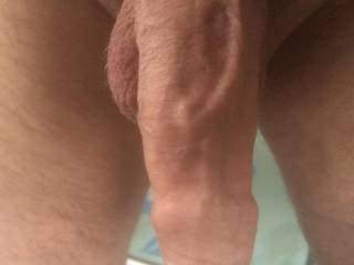 Do you like looking at my cock from to top - if so what would you do to it ?
