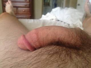 Just thought you'd like to see my dick.
