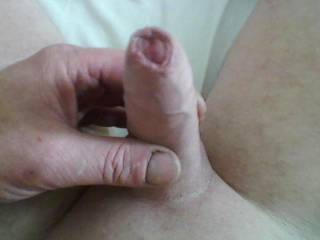 just a little pre cum anyone like to help to finish it for me. R/h would do