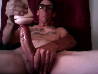 wanted to stroke my COCK and film it for the ladies on zoig