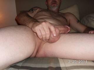 cock shot