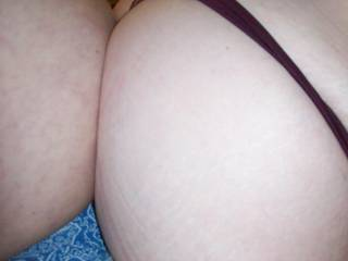 Lupo's wife sitting on my lap and grinding her married ass into my cock and balls as her cukcold hubby sits at home