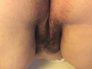 Would you fuck or eat this hot hairy pussy?