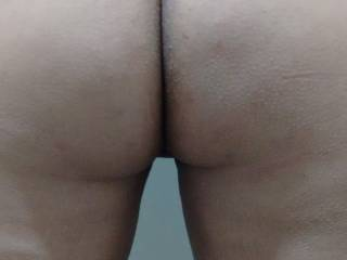 wife's butt