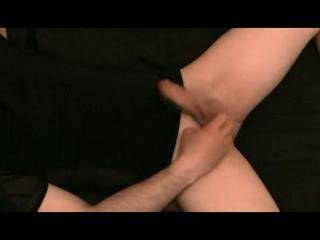 My first video, me playing with my cock in bed and shooting my creamy load all over my self, do you want to see more? xxx