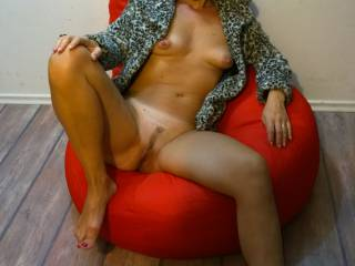 My beloved wife makes me crazy horny